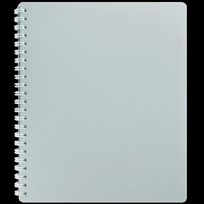 Зошит для записів В5 Classic (сірий)  bm.2419-009