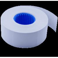 Цінник прямокутний, внутрішня намотка 26х16мм (білий) 1000шт./16м