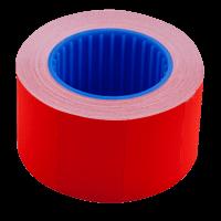 Цінник прямокутний, зовнішня намотка 26х16мм (червоний) 375шт./6м