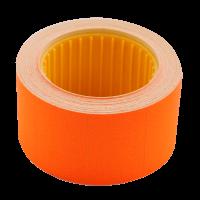 Ценник прямоугольный, внешняя намотка 30х20мм (оранжевый) 300шт./6м