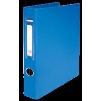 Реєстратор з кільцевим механізмом А4 / 4D (синій) bm.3106-02