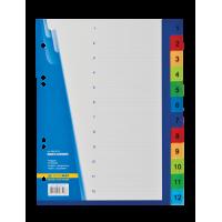 Розділювачи для реєстраторів А5 (позиції 1-12) ВМ.3213