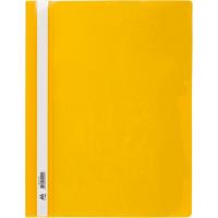 Швидкозшивач А4 з прозорим верхом (жовтий) bm.3311-08