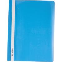 Швидкозшивач А4 з прозорим верхом (блакитний) bm.3311-14