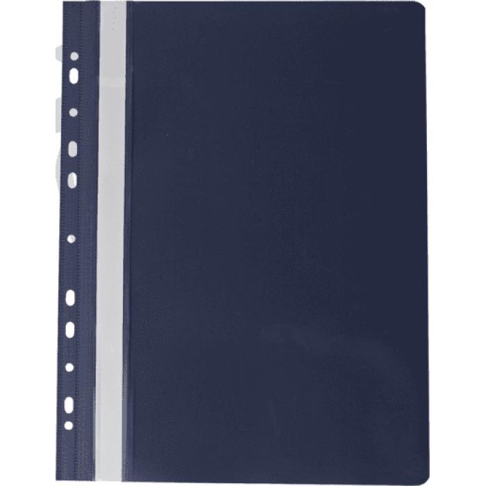 Швидкозшивач А4 з європерфорацією (чорний) bm.3331-01