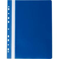 Швидкозшивач А4 з європерфорацією (синій) bm.3331-03