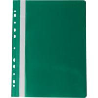 Швидкозшивач А4 з європерфорацією (зелений) bm.3331-04