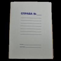 """Папка """"Справа"""" картонна, без швидкозшивача А4,  bm.3335"""