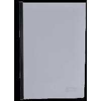 Папка-швидкозшивач  з притискною планкою А4, 6мм. (асорті)  bm.3370-99