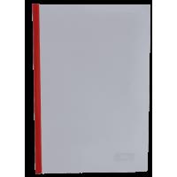 Папка-швидкозшивач з притискною планкою А4, 10мм. (асорті)  bm.3371-99