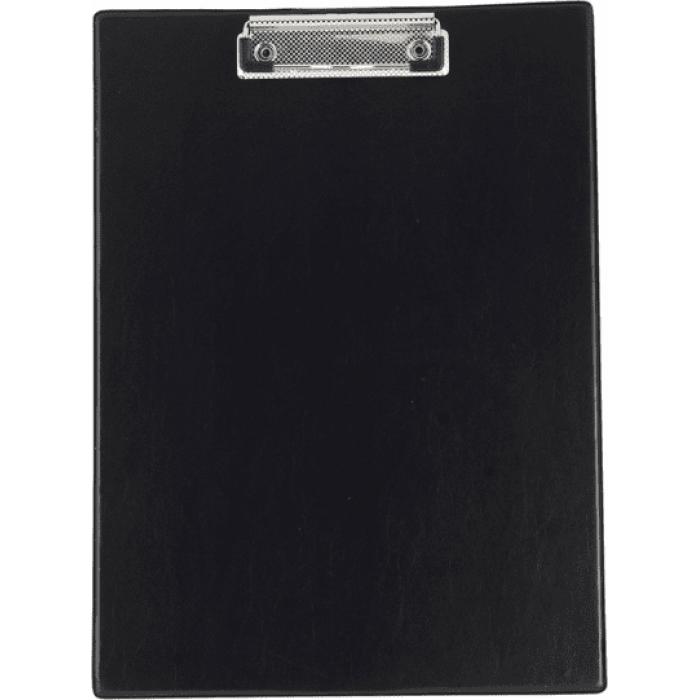 Клипборд PVC , А4 (черный) bm.3411-01