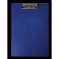 Кліпборд, покриття PVC, А4 (темно-синій) bm.3411-03