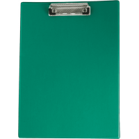 Кліпборд  PVC, А4 (зелений) bm.3411-04