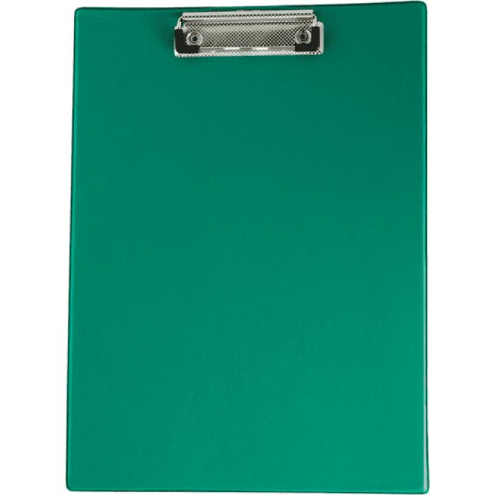 Клипборд PVC , А4 (зеленый) bm.3411-04