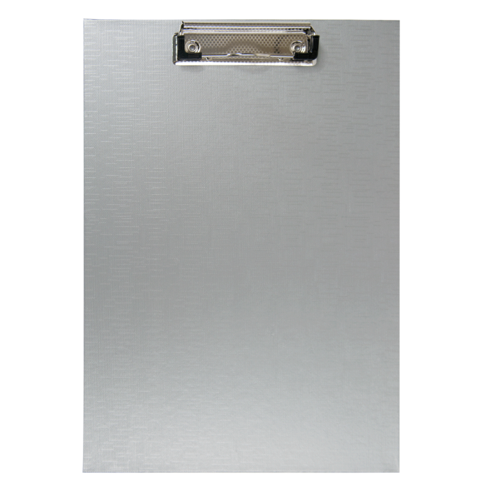 Клипборд PVC , А4 (серый) bm.3411-09
