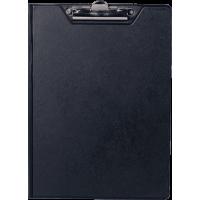 Кліпборд-папка А4 PVC (чорний) bm.3415-01