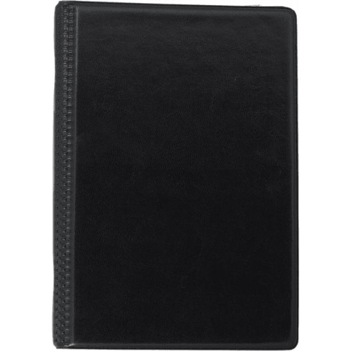 Визитница для 120 визиток (черный)