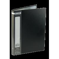 Папка с 20 файлами А5 (черный) bm.3604-01