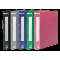 Папка з 20 файлами А5 (асорті) bm.3604-99