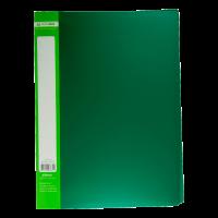 Папка з 30 файлами А4, Jobmax (зелений) bm.3611-04
