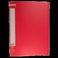 Папка з 30 файлами А4, Jobmax (червоний) bm.3611-05