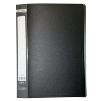 Папка з 30 файлами А4, Jobmax (чорний) bm.3611-01