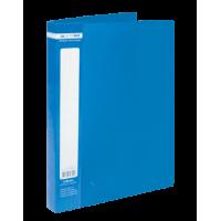 Папка з 60 файлами А4, Jobmax (синій) bm.3621-02