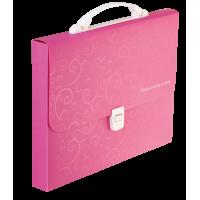 Портфель  Barocco  (рожевий)  bm.3719-10