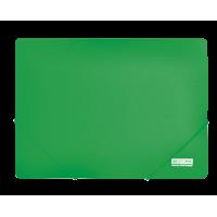 Папка на гумках А4 Jobmax (зелений) bm.3911-04