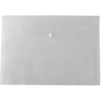 Папка-конверт на кнопці А5 (біла) bm.3936-00