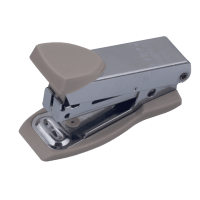 Степлер (скоба №10/5) серый bm.4151-09