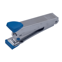Степлер (скоба №10/5) синий bm.4152-02