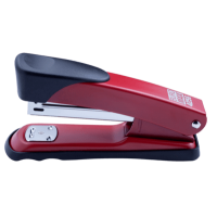 Степлер (скоба № 24/6, 26/6) красный bm.4256-05