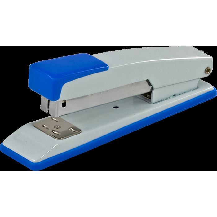 Степлер (скоба №24/6, 26/6) синий bm.4259-02