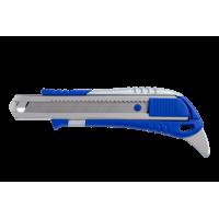 Ніж універсальний з додатковим ножем 18мм. bm.4621
