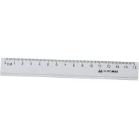 Лінійка алюмінієва 15см. bm.5800-15