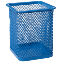 Подставка для ручек (синий) bm.6201-02