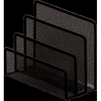 Підставка для листів металева (чорний) bm.6210-01