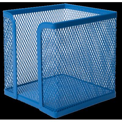 Бокс для бумаги (синий) bm.6215-02