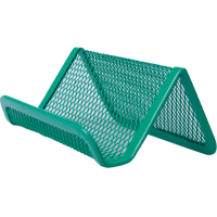 Підставка для візитних карток (зелений)  bm.6225-04