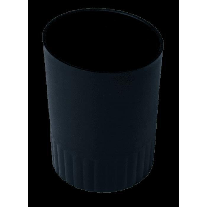 Стакан для письмового приладдя (чорний) bm.6351-01