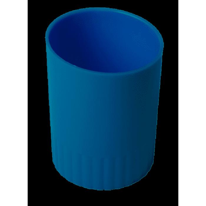 Стакан для письмового приладдя (синій) bm.6351-02