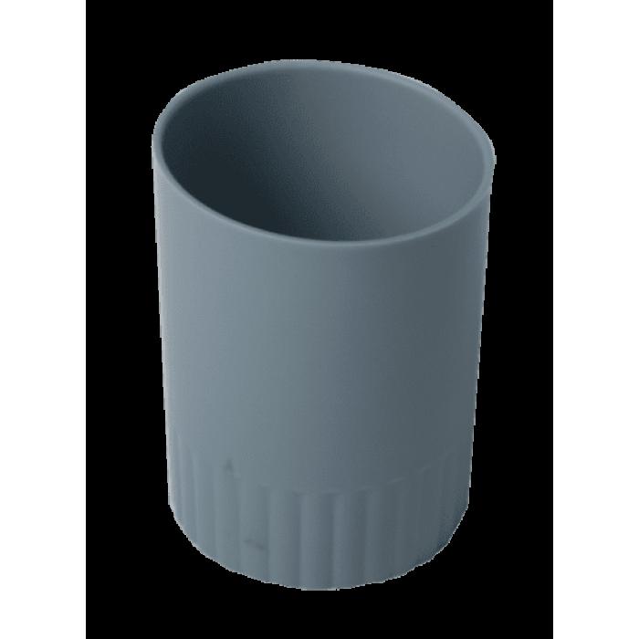 Стакан для письмового приладдя (сірий) bm.6351-05
