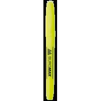 Текст-маркер круглый Jobmax (желтый) bm.8903-08