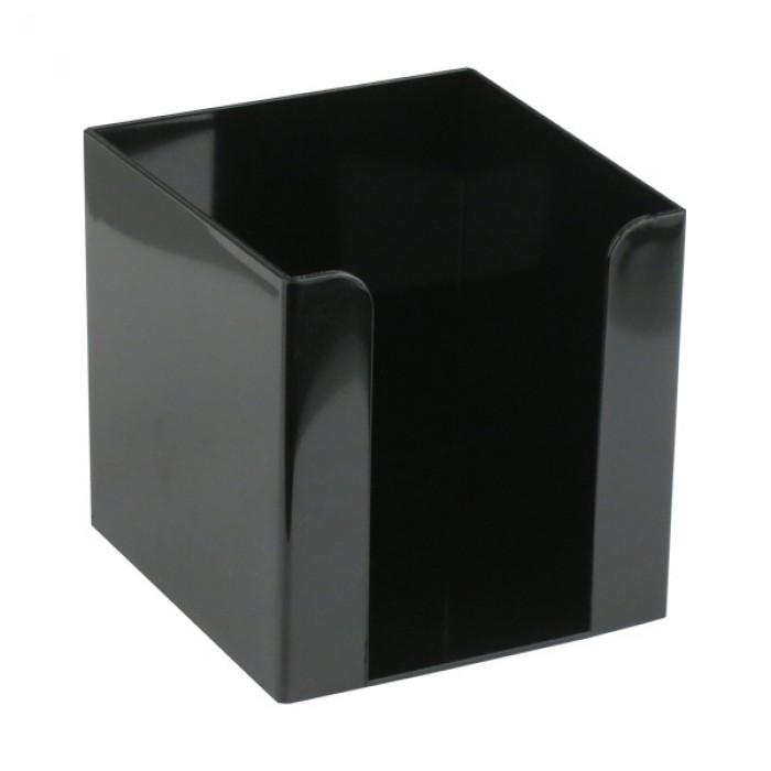 Бокс для бумаги (черный) D4005-01