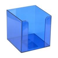 Бокс для бумаги (синий) D4005-02