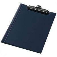 Кліпборд-папка А4 PVC (синій) 0314-0003-02