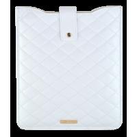 Чехол для планшета Tracery, белый ( 9,7 включительно)