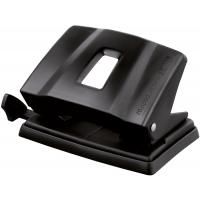 Діркопробивач Essential Metal (10/12 аркушів) чорний MP.401111