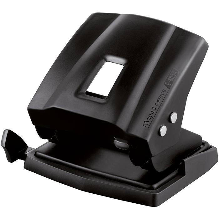 Дырокол Essential Metal (30/35 листов) черный MP.403411